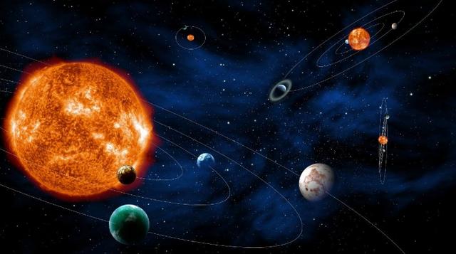 太阳系末日