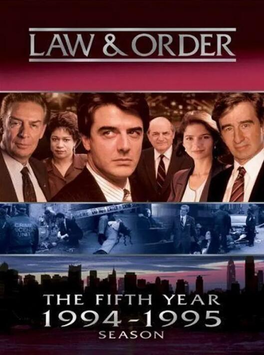 法律与秩序第五季